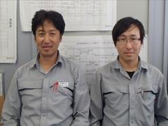株式会社 安藤・間の皆さん(2013年9月)
